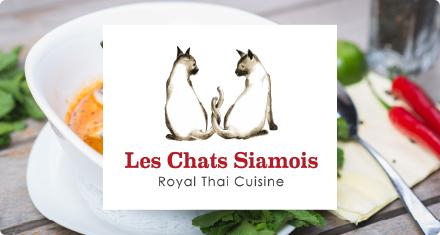 La cuisine royale thaïe. Bienvenue au restaurant Les Chats Siamois