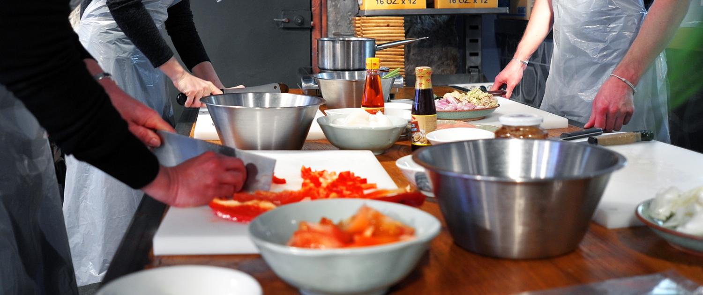 Cours De Cuisine Resto Thai
